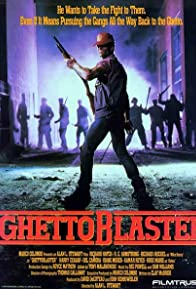 Primary photo for Ghetto Blaster