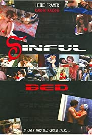 The Sinful Bed Poster