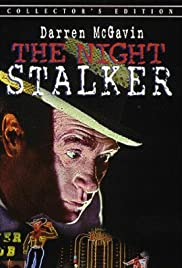 The Night Stalker(1972) Poster - Movie Forum, Cast, Reviews