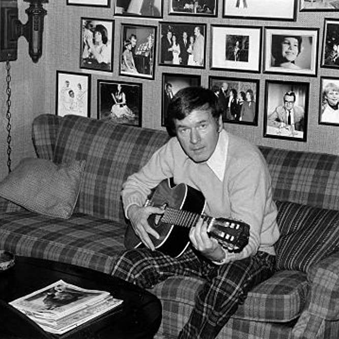 Bill Daily at home C. 1974
