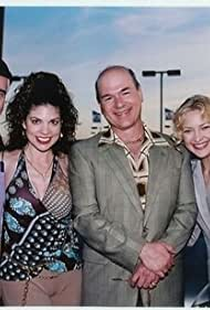 From the set of  Raising Helen - Garry Marshall, Pamela Zane, Larry Miller, Kate Hudson