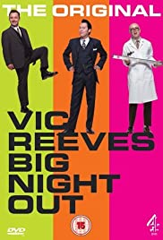 Vic Reeves Big Night Out Poster