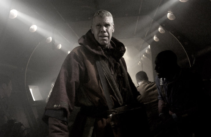 Ron Perlman in Mutant Chronicles (2008)