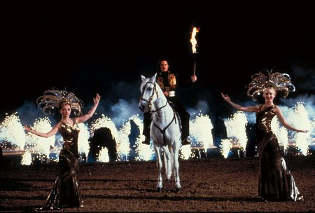 Johnny Depp, Christina Ricci, and Cate Blanchett in The Man Who Cried (2000)