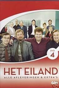Dirk van Dijck, Frank Focketyn, Wim Opbrouck, and Tom Van Dyck in Het eiland (2004)