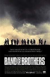 Tv Dvd Kast.Band Of Brothers Tv Mini Series 2001 Imdb