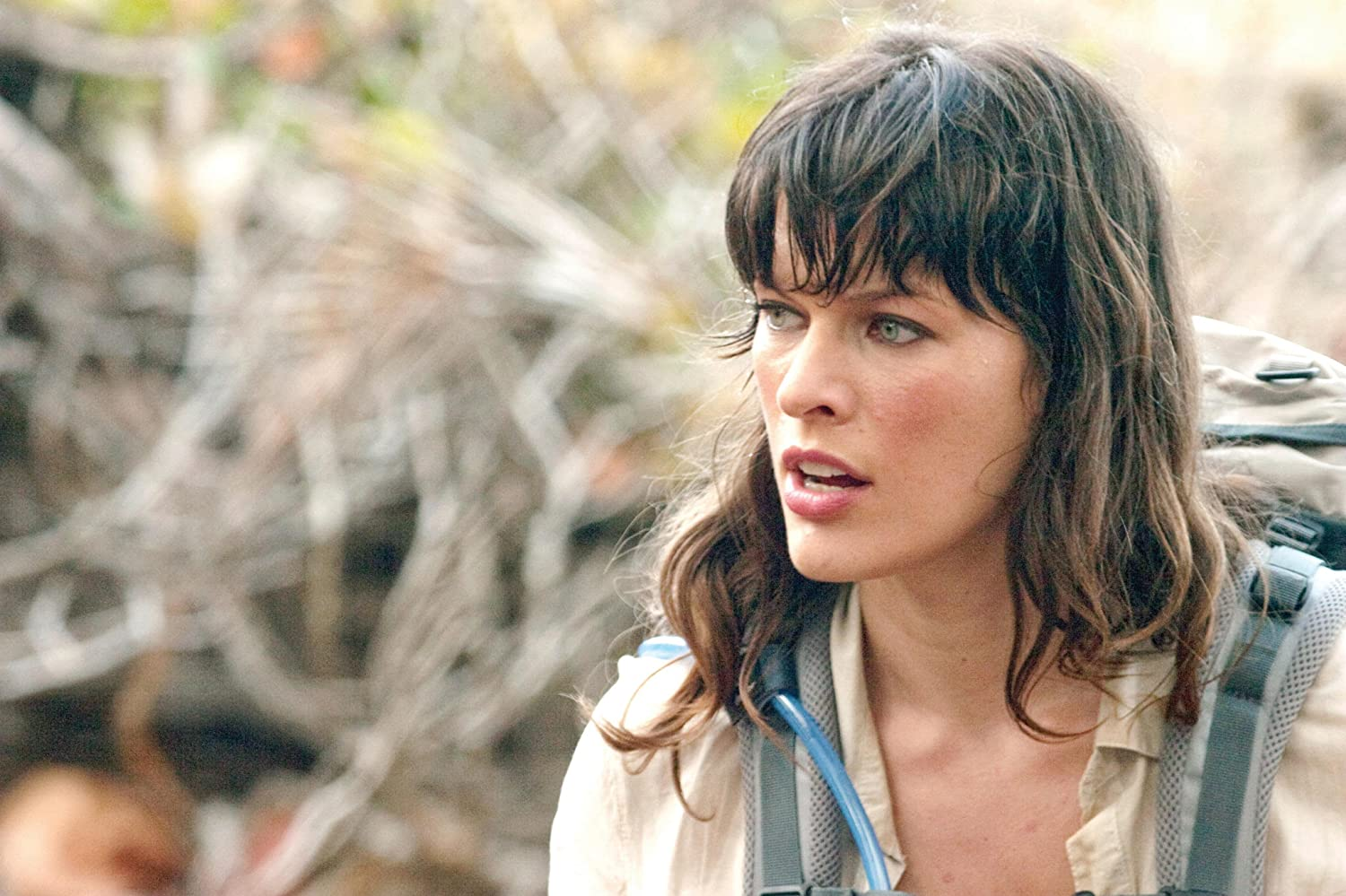 Milla Jovovich in A Perfect Getaway (2009)