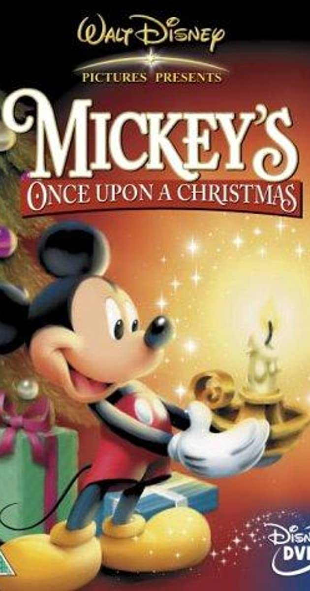 Mickey S Once Upon A Christmas Video 1999 Imdb