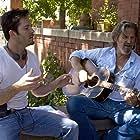 Jeff Bridges and Scott Cooper in Crazy Heart (2009)