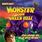 Jim Davis in Monster from Green Hell (1957)