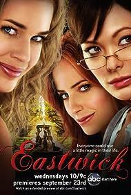 Rebecca Romijn, Jaime Ray Newman, and Lindsay Price in Eastwick (2009)