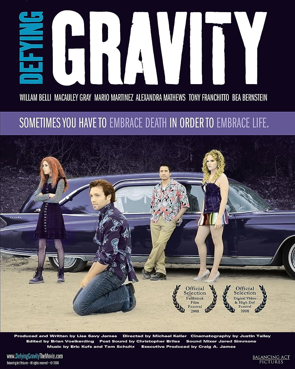 Defying Gravity 2008 Hindi Dual Audio 320MB HDRip Download