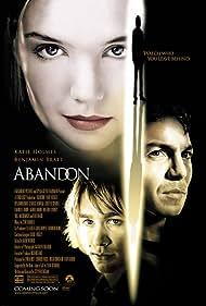 Benjamin Bratt and Katie Holmes in Abandon (2002)