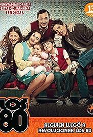 Los 80 Poster