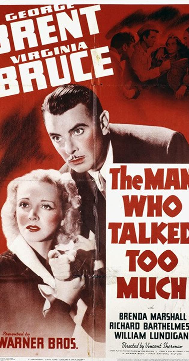 The Man Who Talked Too Much 1940 Imdb