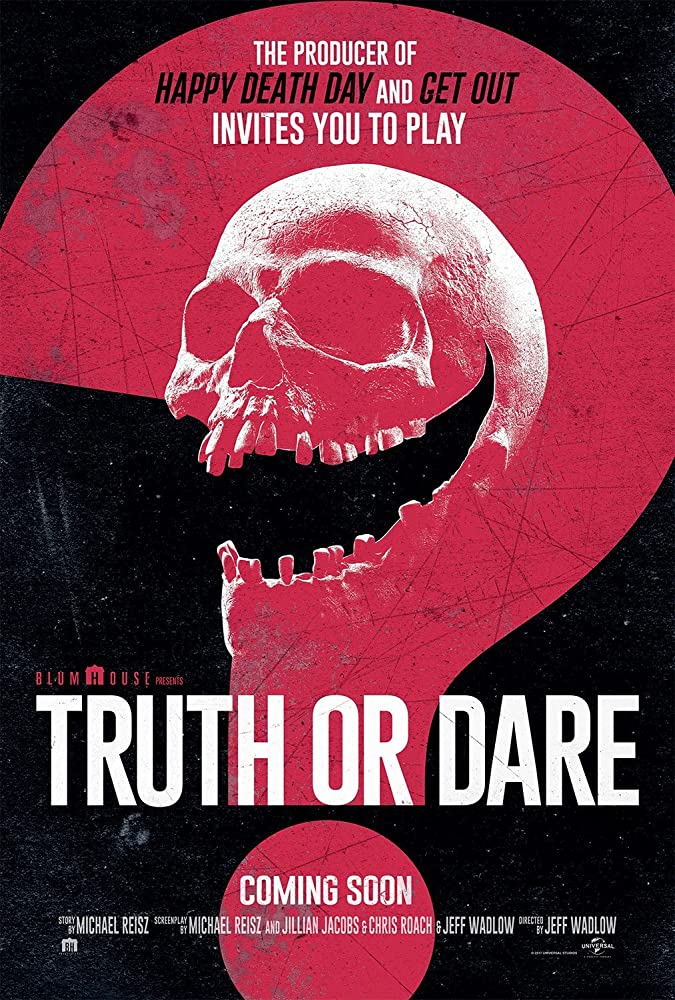 Truth or Dare (2018) Hollywood Movie