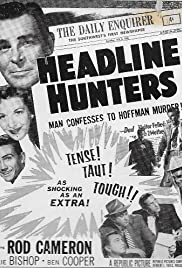 Headline Hunters Poster