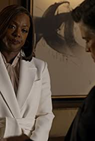 Esai Morales and Viola Davis in How to Get Away with Murder (2014)