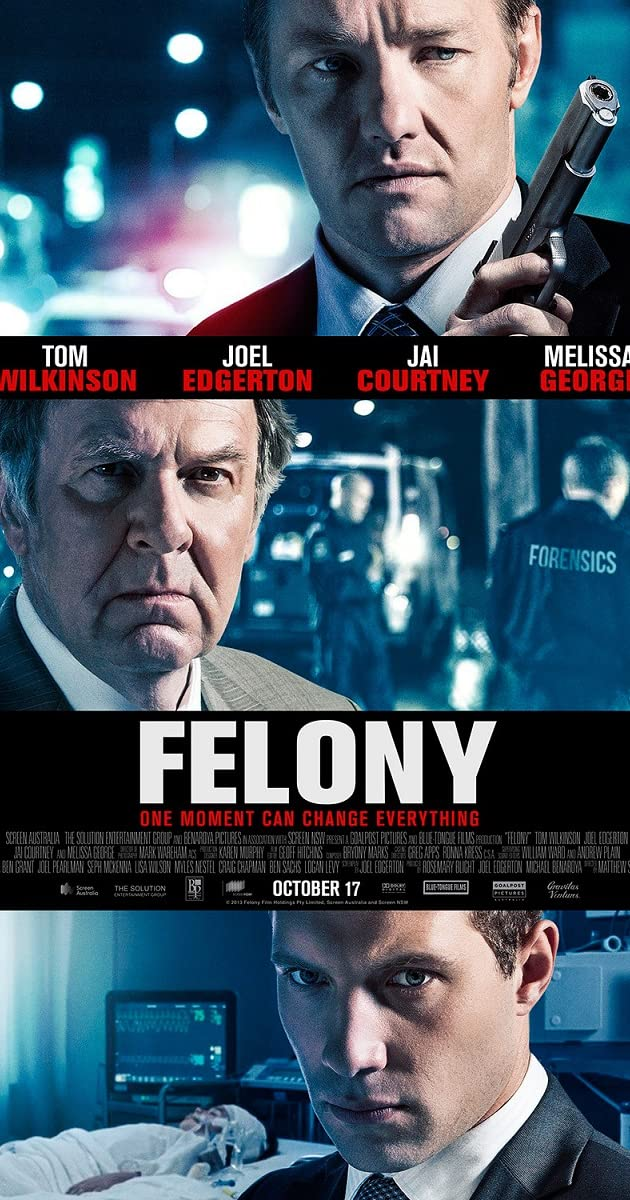 Subtitle of Felony
