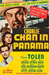Japanese movies direct downloads Charlie Chan in Panama USA [360x640]