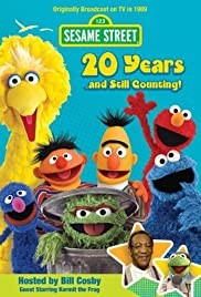 Sesame Street: 20 Years & Still Counting! 1969-1989 Poster