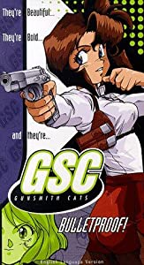 Best english movie to watch online Gunsmith Cats Japan 2160p]