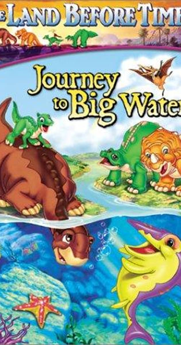 Subtitle of The Land Before Time IX: Journey to Big Water