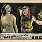 Carlyle Blackwell and Betty Blythe in She (1925)