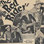 Edmund Cobb, Richard Cramer, Buck Jones, Walter Miller, Dennis Moore, Marion Shilling, Grant Withers, and Silver in The Red Rider (1934)
