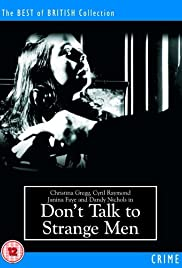 Don't Talk to Strange Men (1962) Poster - Movie Forum, Cast, Reviews