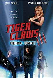 Tiger Claws III Poster
