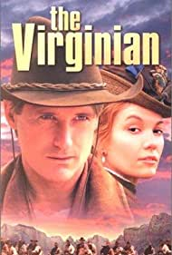 Diane Lane and Bill Pullman in The Virginian (2000)