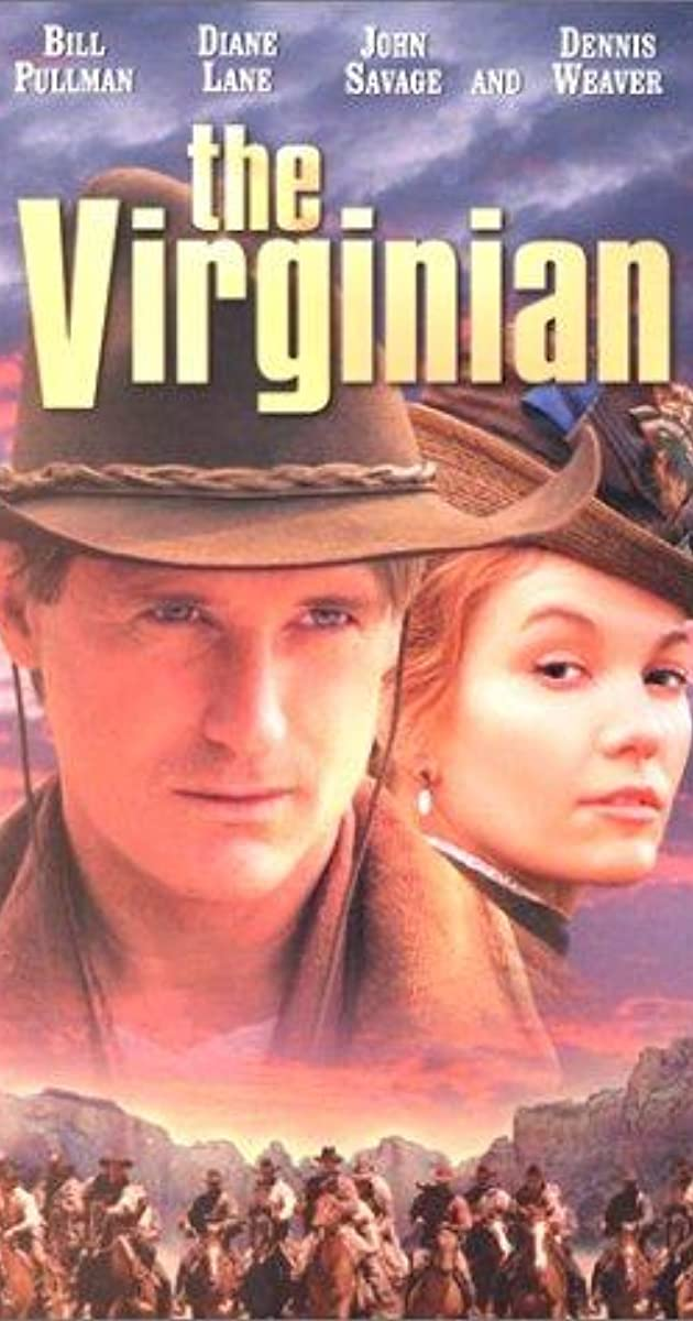 the virginian characters