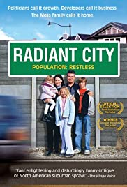 Radiant City Poster