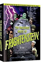 The Hilarious House of Frightenstein Poster - TV Show Forum, Cast, Reviews