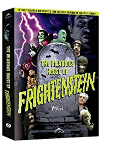 The Hilarious House of Frightenstein none