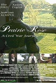 Prairie Rose Poster