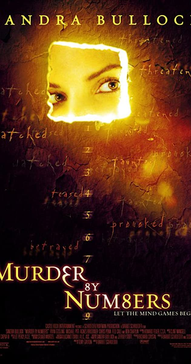 Murder By Numbers 2002 Imdb