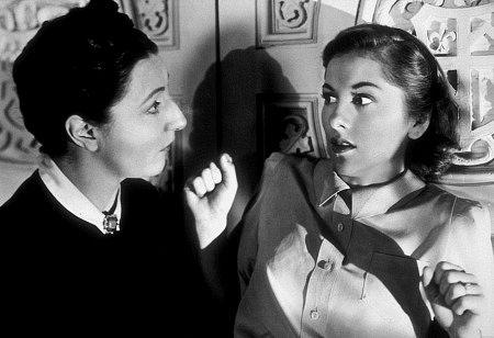 """""""Rebecca,"""" Joan Fontaine, Judith Anderson. 1940 Selznick"""