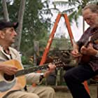 Harry Dean Stanton and Willie Nelson in The Big Bounce (2004)