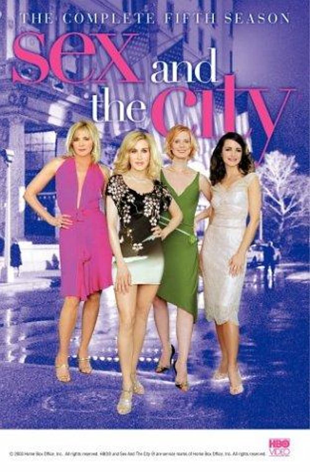 Sex & the city showtimes