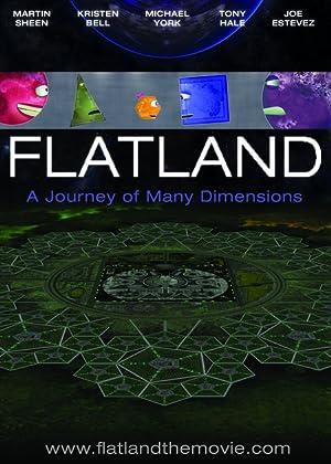 Short Flatland: The Movie Movie