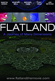 Flatland: The Movie (2007) Poster - Movie Forum, Cast, Reviews