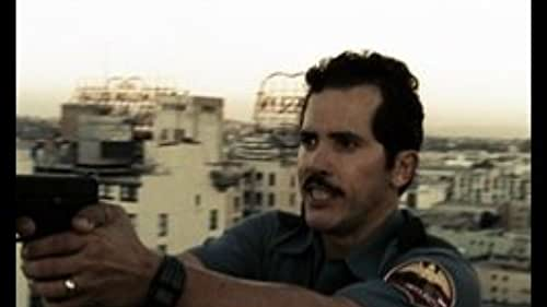 After he's shot during a heist in East L.A., an armored-truck driver (Leguizamo) wrestles with rehabilitation and tracking down the man (Gibson) who committed the crime.