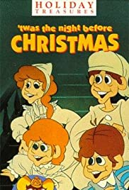 'Twas the Night Before Christmas (1974) starring Joel Grey on DVD on DVD