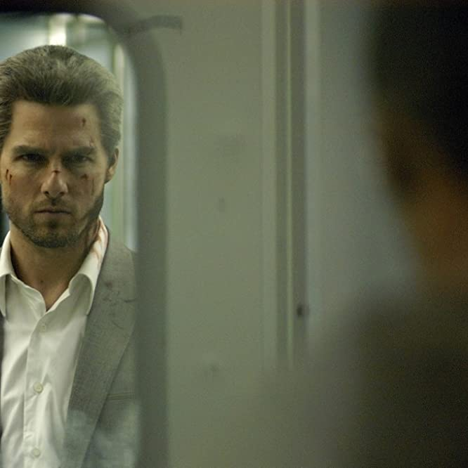 Tom Cruise in Collateral (2004)