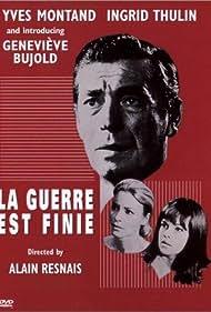 La guerre est finie (1966) Poster - Movie Forum, Cast, Reviews