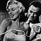 """""""The Seven Year Itch"""" Marilyn Monroe and Tom Ewell"""