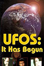 UFOs: It Has Begun Poster