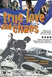 True Love and Chaos Poster